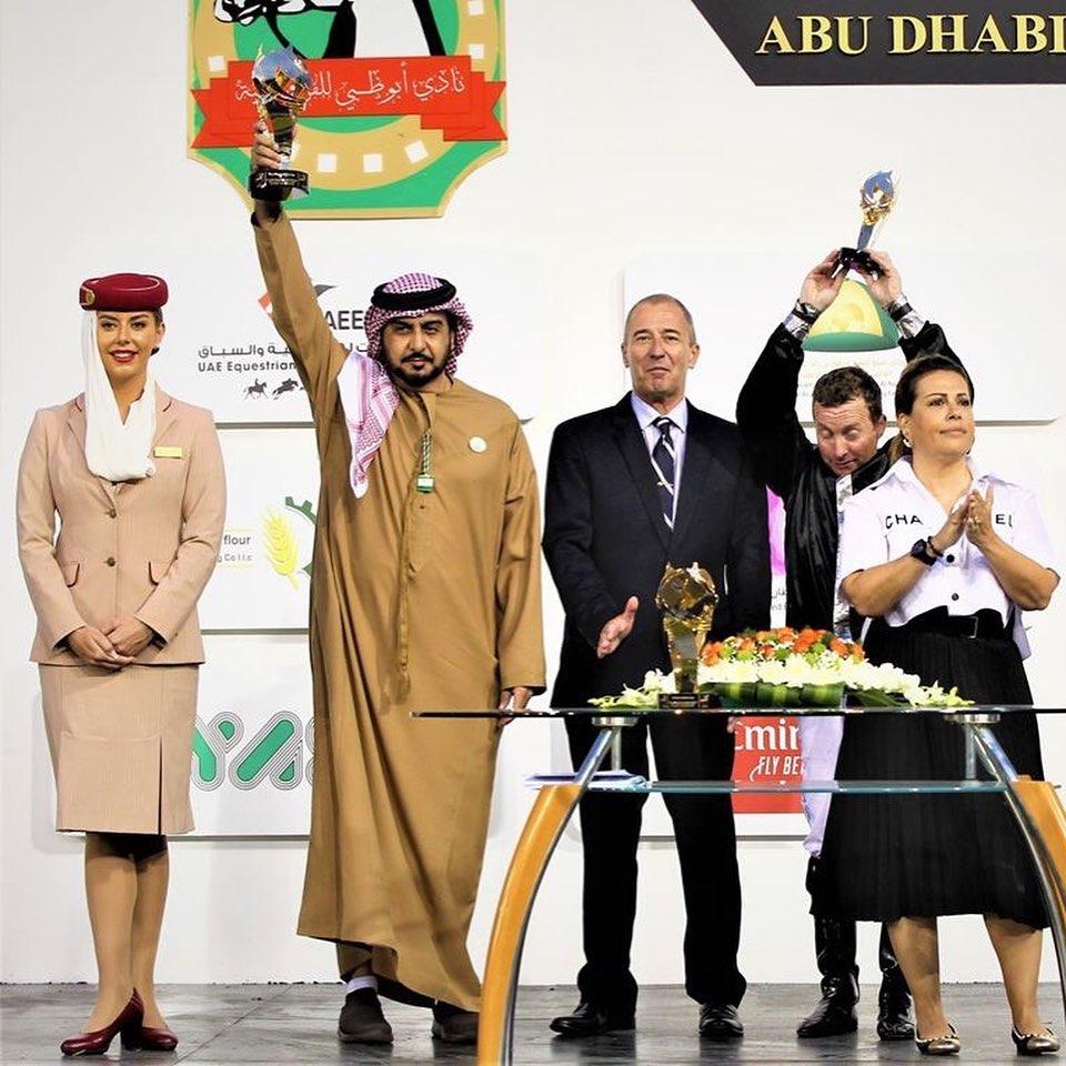 Wathba Stallions Cup – ADEC – 15 December 2019
