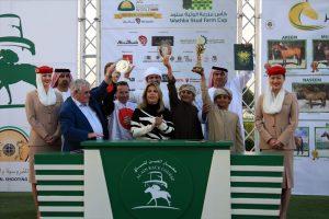 Read more about the article 11-year-old Ameer Al Sraya wins Wathba Cup in Al Ain