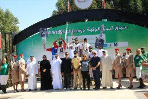 120-km Al Wathba Challenge Endurance ride Al Kitbi strikes for M7 Stables