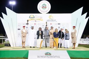 AF Kafu scores in Wathba Stallions Cup in Abu Dhabi