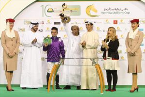 Al Shabab strikes for Al Mehairbi, Wathba Stallions Cup in Abu Dhabi