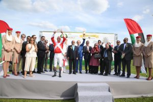 Ameretto wins Sheikh Zayed Cup in Warsaw