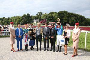 Read more about the article HH Sheikha Fatima Apprentice race in Copenhagen
