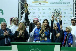 Babel D'Aillas tops in Wathba Stud farm Cup in Al Ain Sniper De Monlau wins Zayed National Day Cup