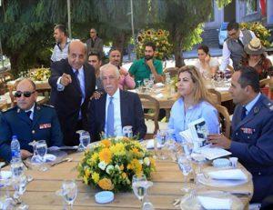 Read more about the article افتتاح مميز لبطولة لبنان المحلية الخامسة لجمال الخيول