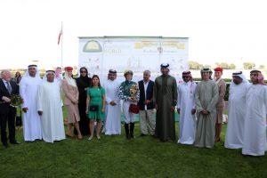 Dane Gammelgaard strikes on Mlolshan – Bahrain leg of HH Sheikha Fatima bint Mubarak Ladies World Championship