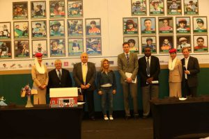 Draws for HH Sheikha Fatima world championship races held in Abu Dhabi