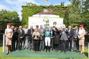 Dutch horses steal the limelight at the Hoppearten racecourse