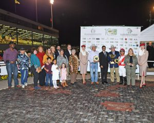 Read more about the article Easter Man wins Grade 1 Sheikh Zayed Cup in Houston