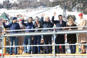 Read more about the article Eight start in Sheikh Zayed Cup on snow tracks in Switzerland