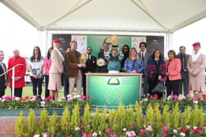 Eleven horses have been declared to battle it to the wire in the 12th round of the HH Shaikha Fatima bint Mubarak ladies World Championship