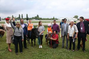 Read more about the article Eleven in fray for HH Sheikha Lateefa Pony race in Deauville, France on Sunday