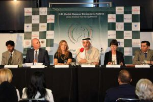 Enduro Online: Arabian horse races break new grounds