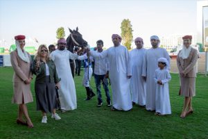 ES Almas wins with a late run in Wathba Stallions Cup