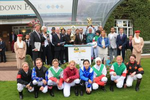 Read more about the article German Luebcke wins HH Sheikha Fatima World Championship race, Exciting fare dished out at Sandown Park
