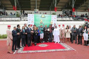 Read more about the article Great success for Austrian jockey Manuela Slamanig