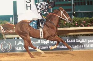Read more about the article Gulf News: TM Junior Johnson wins Shaikh Zayed Cup