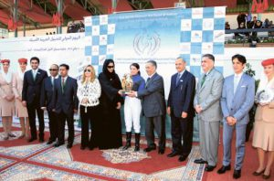 Read more about the article GulfNews.com : Gratz wins Shaikha Fatima race in Casablanca
