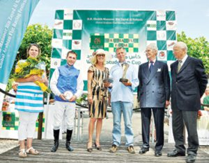 Read more about the article Gulfnews.com : Mirabelle del Sol wins Wathba race