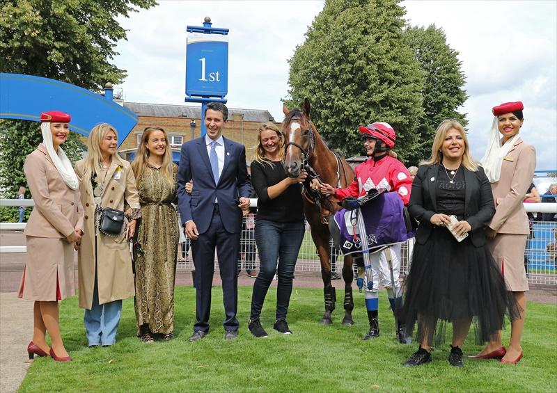 Hajres wins Sheikh Zayed Cup, Bevan tops in ponies race