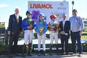 Charlotte New wins HH Sheikha Lateefa race in New Zealand