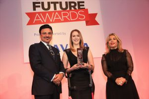 HH Sheikh Mansoor Festival supports prestigious award Paralympic archer Brown wins UK's Women of the Future Sport award
