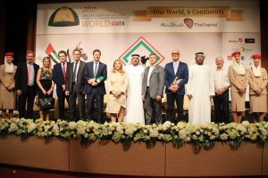 HH Sheikh Mansoor Festivals vows more training for jockeys Highly interactive debate on media and jockeys as HH Sheikha Fatima Conference ends