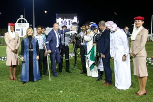 HH Sheikh Mansoor Festival's Wathba Stallions Cup