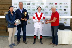 Read more about the article HH Sheikh Mansoor Festival's Wathba Stallions Cup in Belgium