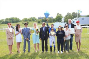 HH Sheikh Mansoor Racing Festival in Stockholm on Monday, Hagman-Eriksson does the Swedish double