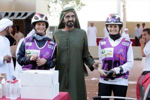 HH Sheikh Mohammed, HH Sheikh Mansoor attend ride Italian Simula wins HH Sheikha Fatima Bint Mubarak Ladies Endurance Cup