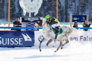 HH Sheikha Fatima Bint Mubarak Ladies race on St Moritz snow track promises thriller