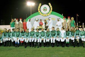 HH Sheikha Fatima Bint Mubarak World Championships (IFAHR) 2016 Lady and Apprentice jockeys all set to battle for world titles in finals