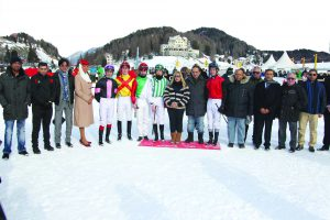 Read more about the article HH Sheikha Fatima Championship makes St. Moritz debut