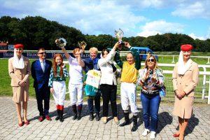 Read more about the article HH Sheikha Fatma Apprentice World Championship race in Denmark