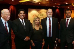 IFAHR International Agreement created to bind Arabian racing