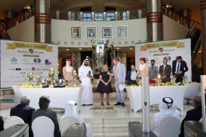 Impressive draw kicks off 2018 finale of HH Sheikh Mansoor Festival