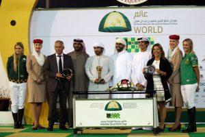 Impressive win by Ain Jaloot in Wathba Stud Farm Cup