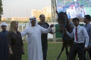 Jara steers Burj Al Reef to victory