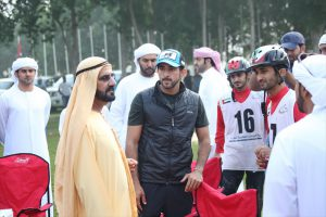 Khalifa wins National Day Endurance Cup