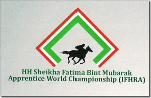 HH Sheikha Fatima Bint Mubarak race in Belgium on Sunday