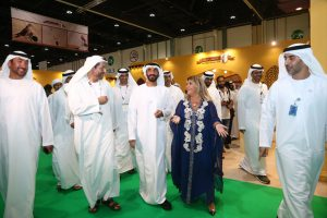 Festival's innovative stand Huge Attraction at ADIHEX