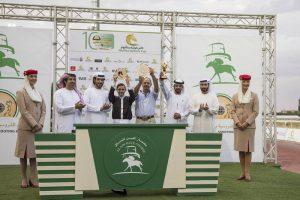 Naboodah's AF Al Mehleb wins under Mullen