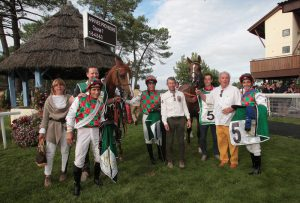 Prix Burkeguy-Wathba Stallions Cup (Listed) race in France