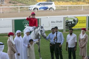 RB Fired Up burns rivals in Al Ain Wathba Stallions Cup