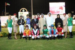 Safir Bainuna steals the show in Wathba Stud Cup