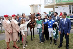 Sahabba wins Zayed Cup in Belgium