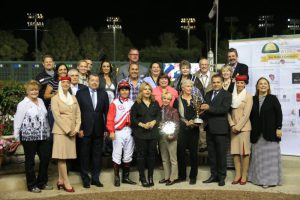 Read more about the article Sand Victor wins Los Alamitos leg of Sheikh Zayed Cup series,Second-placed Paddys Day retains Triple Crown title