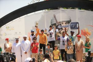Read more about the article Sebben tops in Sheikh Mohammed Bin Mansoor 100-km endurance ride for Private Owners