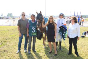 Read more about the article Sheikh Zayed bin Sultan Al Nahyan Cup makes Belgian debut